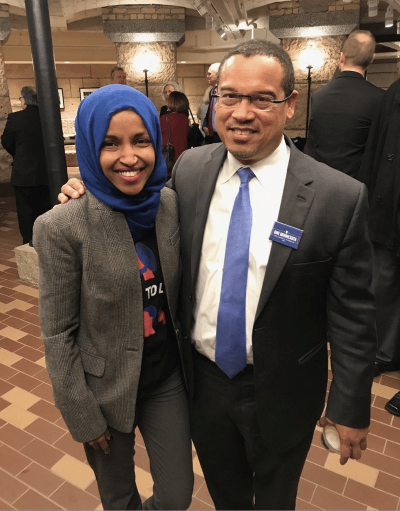 EXCLUSIVE: Keith Ellison Aiding ISIS Tied Mosque To Intimidate and De-Platform Citizen Journalist - Laura Loomer Official