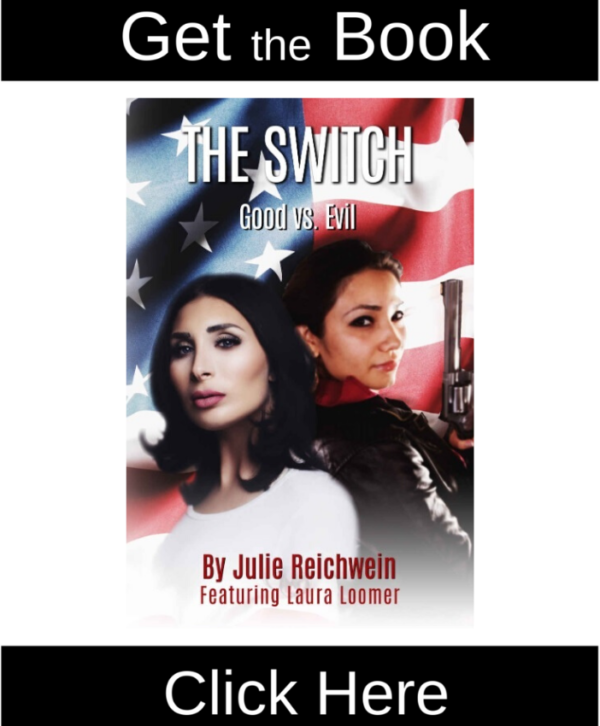 """The Switch"" by Julie Reichwein featuring Laura Loomer Fan Fiction"