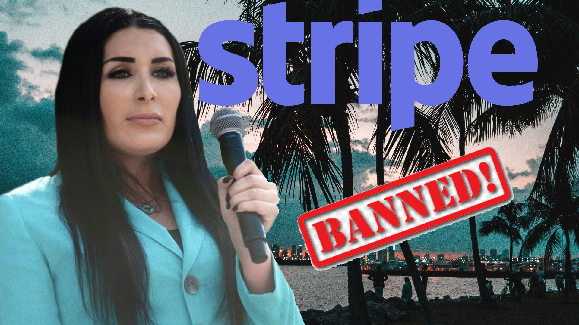 Congressional Candidate Laura Loomer Banned From Payment Processing Company Stripe